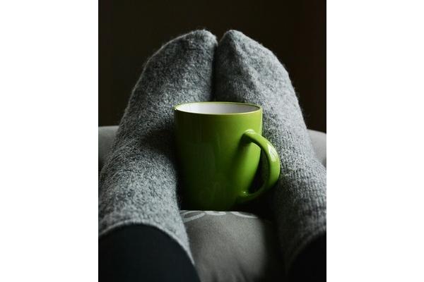 冷やさない と 温める